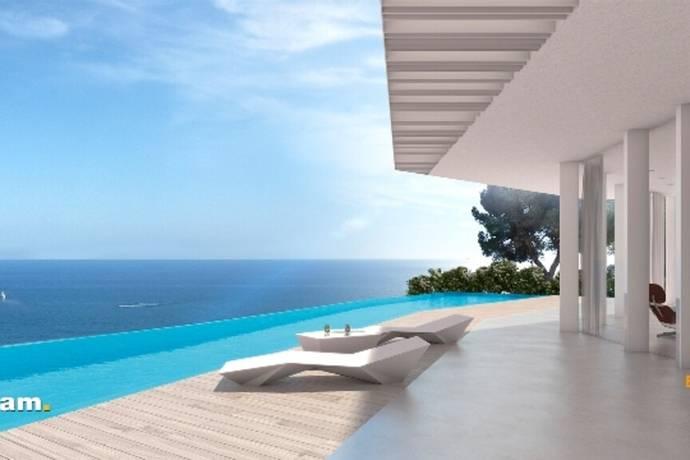 Magnifik villa i javea friliggande villa till salu hemnet - Villa de luxe minorque esteve estudio ...