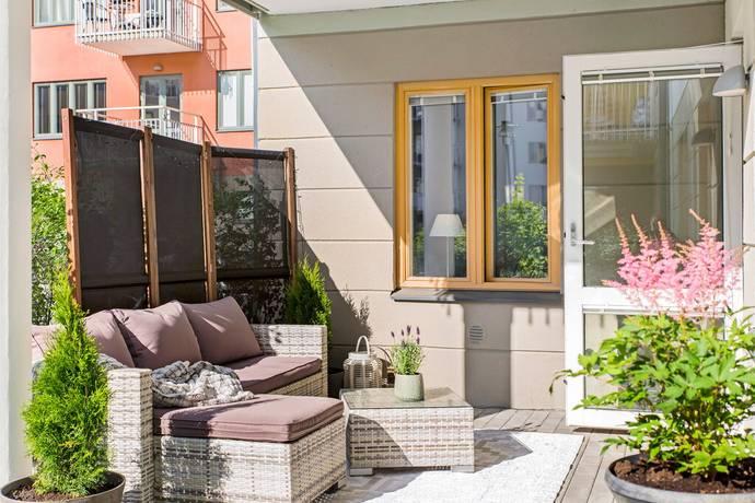 Bild: 2 rum bostadsrätt på Engelbrekts väg 20, Sollentuna kommun Centrala Sollentuna