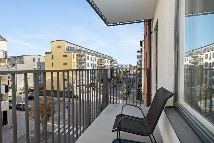 Bild: 2 rum bostadsrätt på Fridensborgsvägen 157, 2tr, Solna kommun Järvastaden