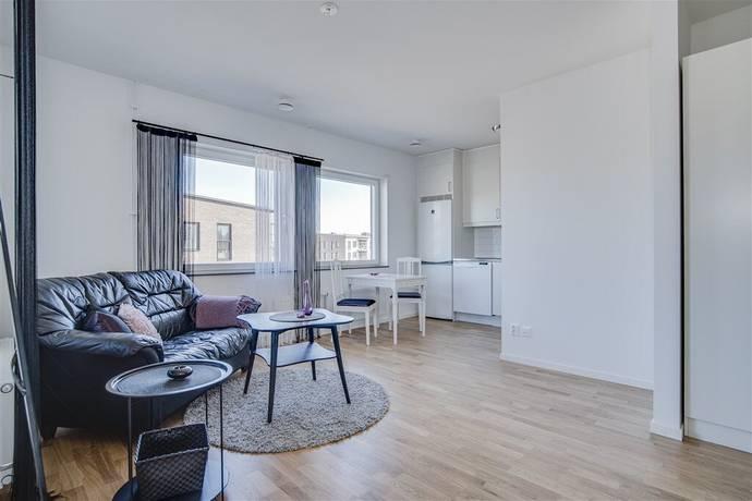 Bild: 1 rum bostadsrätt på Näckens väg 6, Umeå kommun Tomtebo