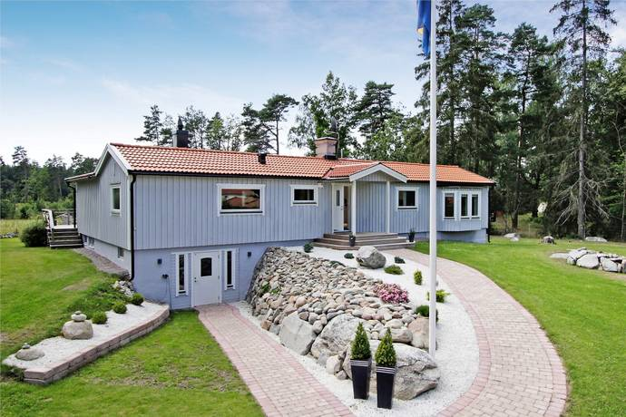 Bild: 5 rum villa på Hillersjöbacken 13, Ekerö kommun Färingsö Hilleshög