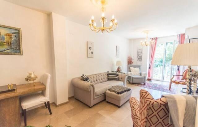 Bild: 3 rum bostadsrätt på Lägenhet i Benalmádena, Costa del Sol, Spanien Benalmádena