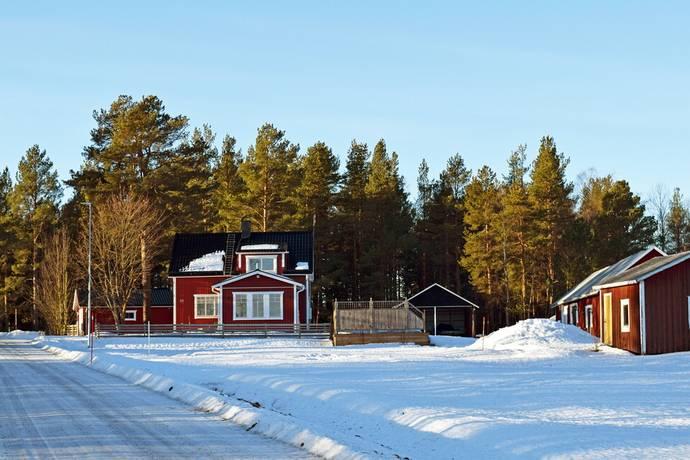 Bild: 5 rum villa på Dalknösvägen 50, Piteå kommun Långnäs