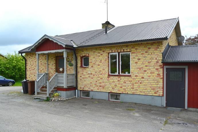 Bild: 3 rum villa på Vintervägen 2, Söderhamns kommun MARMAVERKEN
