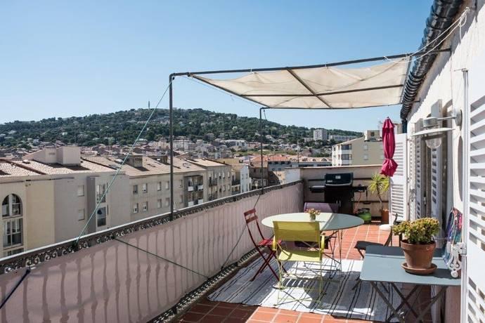 Bild: 4 rum bostadsrätt på Quai Pavois D´or 16, 4tr 342 00 SETE Frankrike, Sverige Langedouc