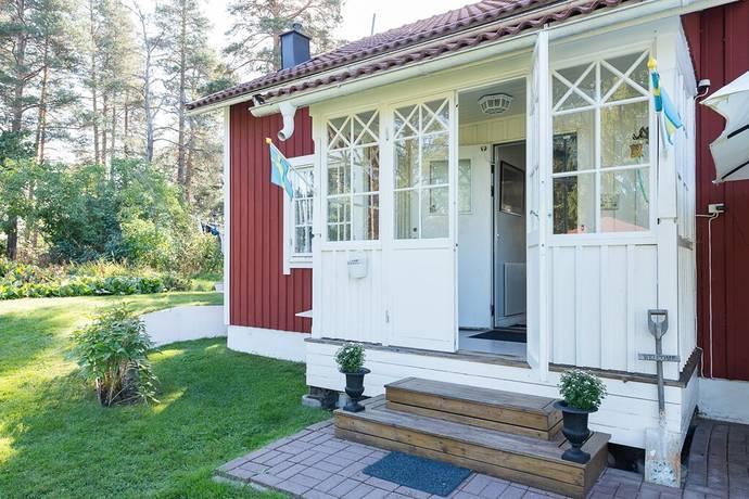 Bild: 3 rum villa på Baggarvet 35, Borlänge kommun Baggarvet