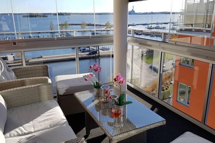 Bild: 2 rum bostadsrätt på Klyvargatan 1, Västerås kommun Öster Mälarstrand