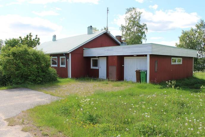 Bild: 3 rum villa på Mårtinsvägen 30, Kalix kommun