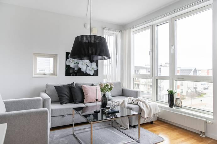 Bild: 2 rum bostadsrätt på Sadelmakarebyn 7B, Malmö kommun Annestad