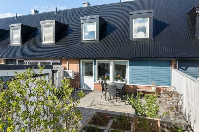 Bild: 4 rum radhus på Fagottgatan 52, Härnösands kommun Gånsviksdalen