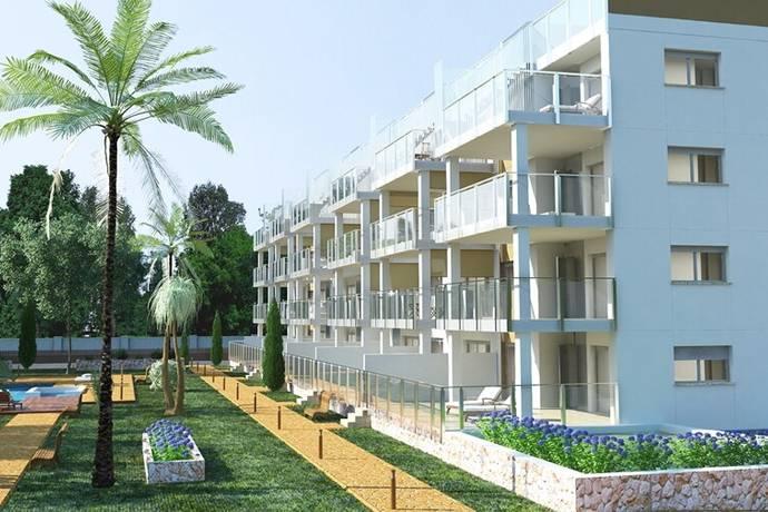 Bild: 4 rum bostadsrätt på Villamartin Gardens - Los Dolses, Spanien Los Dolses