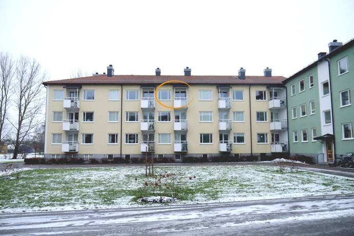 Bild: 2 rum bostadsrätt på Djurgårdsvägen 13 F, Skara kommun Bågen