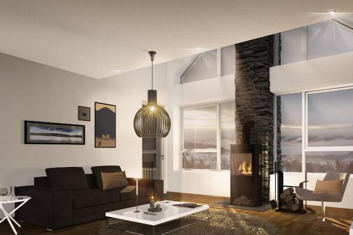 Bild: 5 rum bostadsrätt på Brf Sadelbyn 2 Övre Sadeln, Åre kommun Björnen
