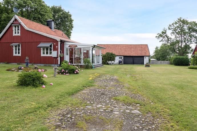Bild: 3 rum villa på Lökarödsvägen 393, Kristianstads kommun Norra Lökaröd