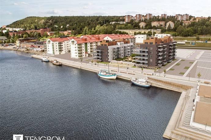 Bild: 2 rum bostadsrätt på Skonaregatan 4 - 1102, Sundsvalls kommun Norra Kajen