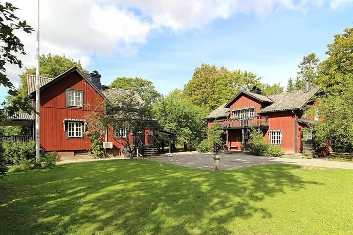 Bild: 6 rum villa på Norr Husta 105, Sala kommun 6 km söder om Sala