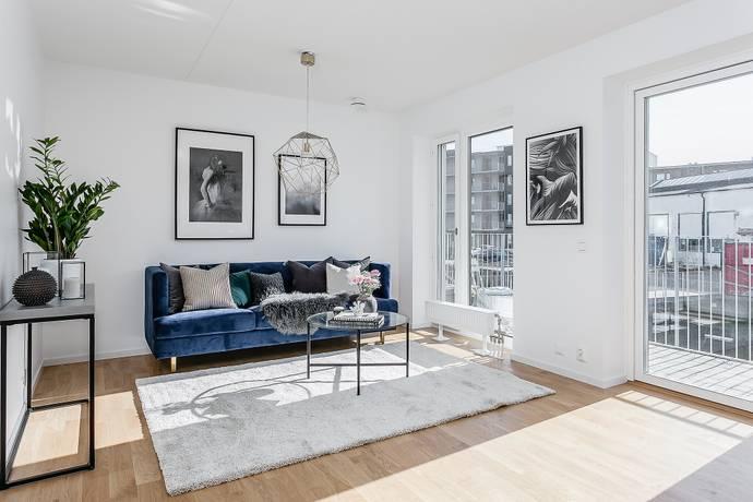 Bild: 3 rum bostadsrätt på Kanikenäsbanken 21 C, Karlstads kommun Kanikenäsholmen