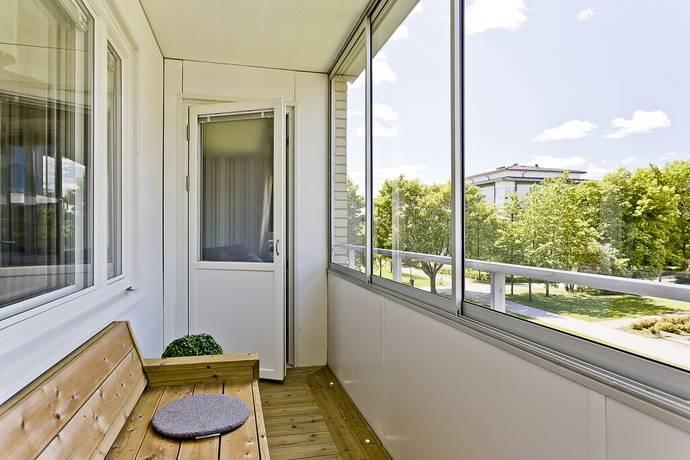 Bild: 1,5 rum bostadsrätt på Leopoldsgatan 32, Uppsala kommun Nyby