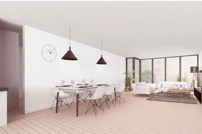 Bild: 4 rum bostadsrätt på Lägenhet i Santa Pola, Alacant, Spanien Santa Pola