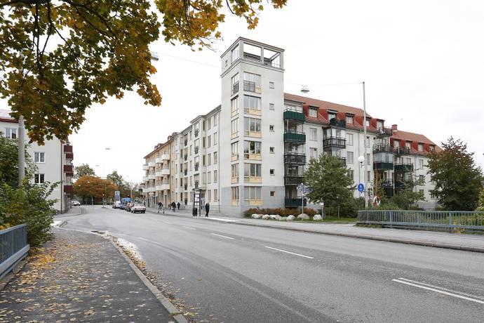 Bild: 2 rum bostadsrätt på Storgatan 50, Örebro kommun Centralt Norr