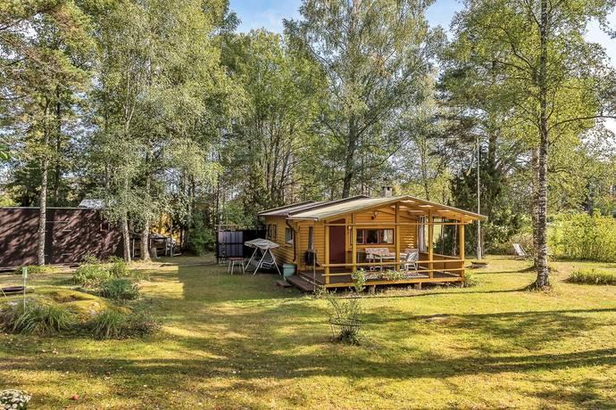 Bild: 2 rum fritidshus på Ekuddsslingan 61, Norrtälje kommun Gottröra - Vängsjön