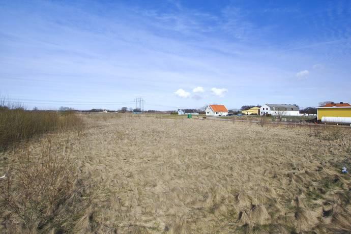 Bild: tomt på Döshultsvägen 505B, Helsingborgs kommun Viken