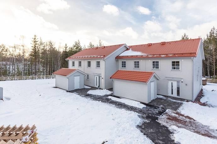 Bild: 4 rum radhus på Kolarens Gata 15 B, Karlstads kommun Stockfallet