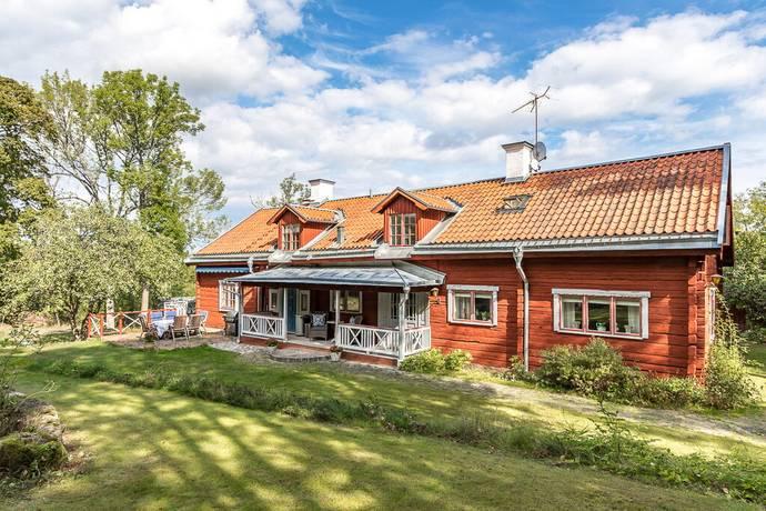 Bild: 8 rum villa på Stensjövägen 9, Västerås kommun Kvicksund