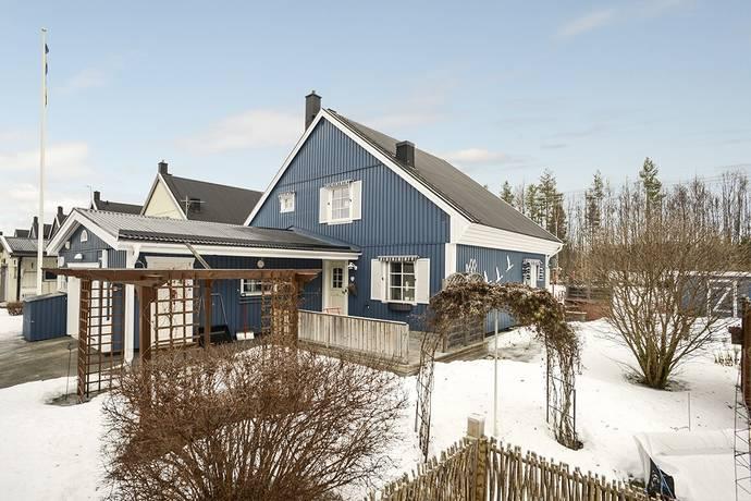 Bild: 4 rum villa på Gångvägen 10, Piteå kommun Norrfjärden