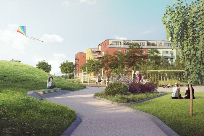 Bild: 1,5 rum bostadsrätt på Svängrumsgatan - lgh 3A-1003, Göteborgs kommun Flatås