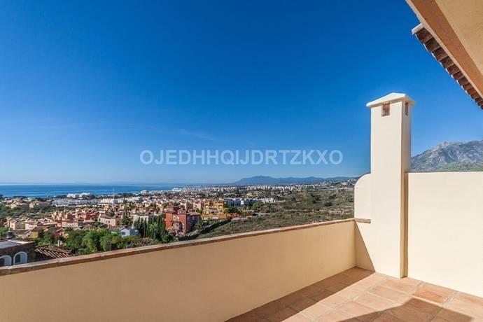Bild: 5 rum radhus på Marbella, Marbella, Costa del Sol, Spanien Marbella, Marbella, Costa del Sol