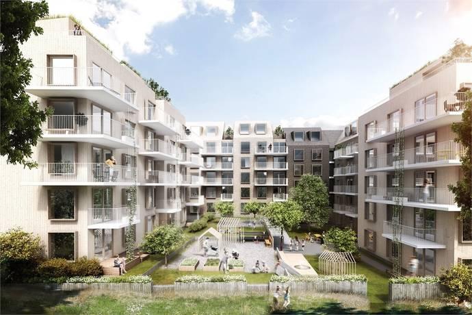 Bild från Centrala Handen - Brf Sjögläntan
