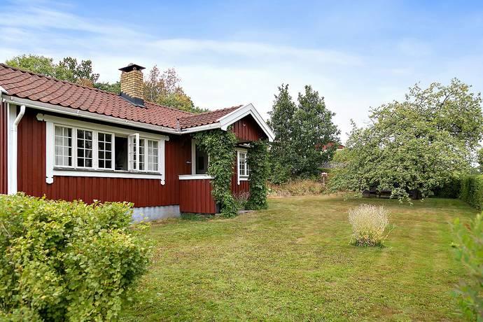 Bild: 3 rum fritidshus på Ängavägen 11, Kungsbacka kommun Frillesås