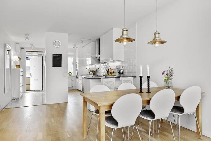 Bild: 4 rum bostadsrätt på Lomvägen 617, 2 tr, Sollentuna kommun Kärrdal