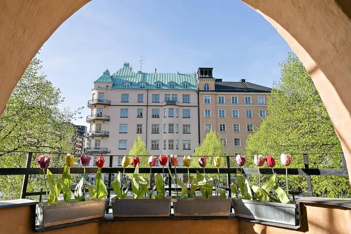 Bild: 5 rum bostadsrätt på Götgatan 99, Stockholms kommun Katarina/Sofia