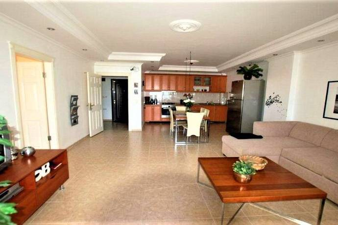 Bild: 2 rum bostadsrätt på Tosmur Lotus Apartment 42 id 3737, Turkiet Tosmur