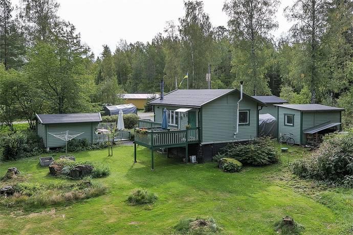 Bild: 3 rum villa på Fornbo Rynkhättevägen 104, Flens kommun Fornbo