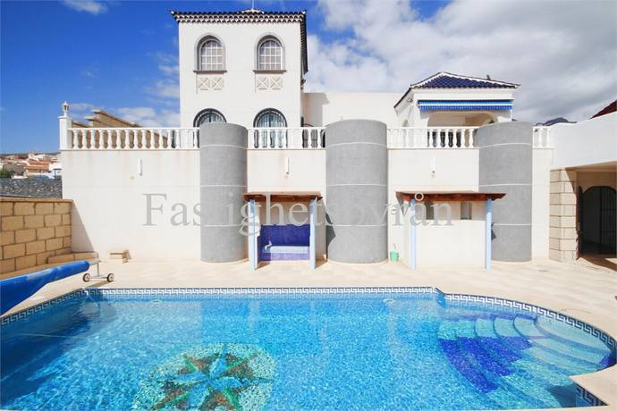 Bild: 6 rum villa på DRÖMVILLAN, Spanien Adeje | Teneriffa