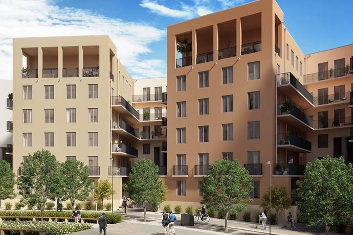 Bild: 2 rum bostadsrätt på Melodislingan, Stockholms kommun Östermalm