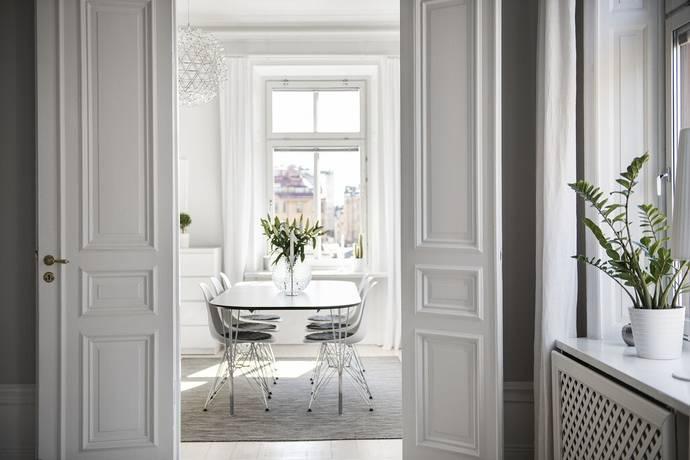 Bild: 4 rum bostadsrätt på Riddargatan 11B, Stockholms kommun Östermalm