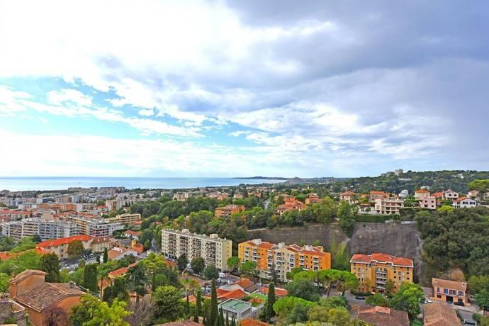 Bild: 4 rum fritidshus på Cagnes-sur-mer, Frankrike Franska Rivieran