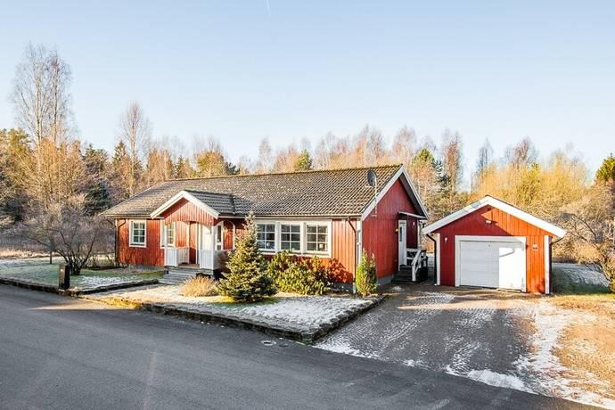 Bild: 4 rum villa på Magnus Ladulås väg 30, Gullspångs kommun Hova - Mon