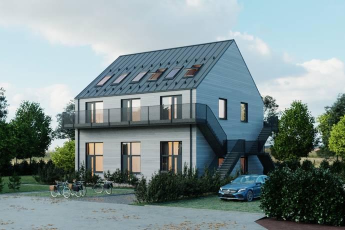 Bild från Älta - Nyproducerade bostadsrätter i Älta med inflytt 2021!