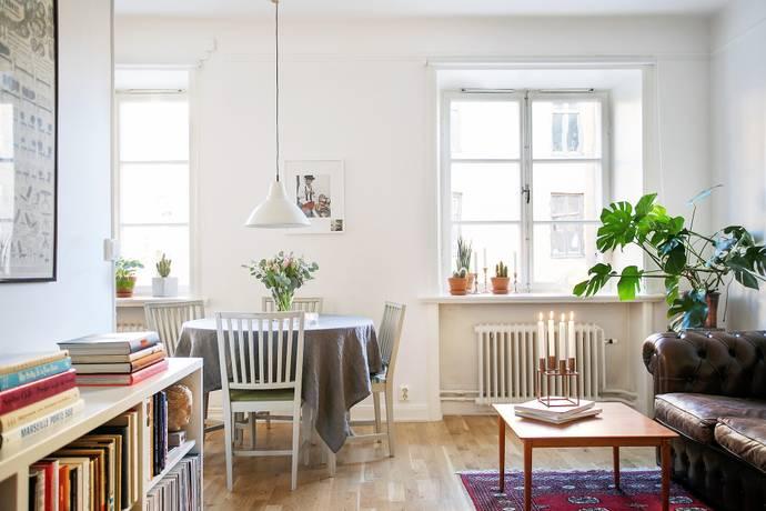Bild: 1 rum bostadsrätt på Gotlandsgatan 74, 3 tr, Stockholms kommun Södermalm