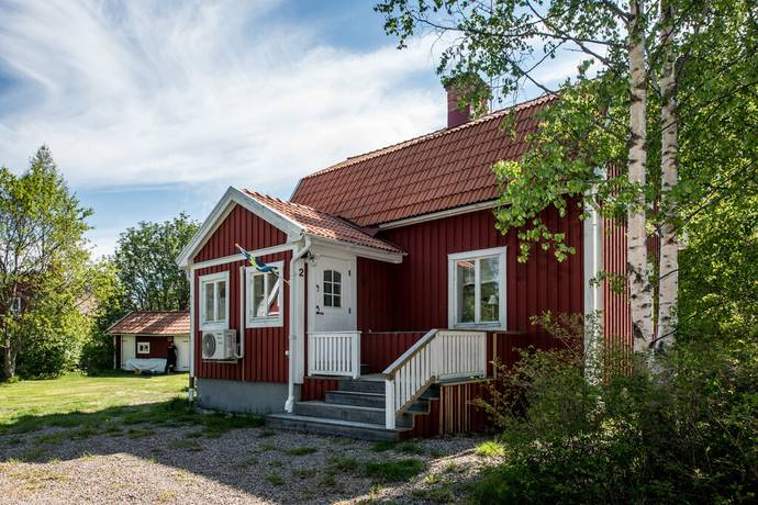 Bild: 4 rum villa på Björkvägen 2, Nordanstigs kommun