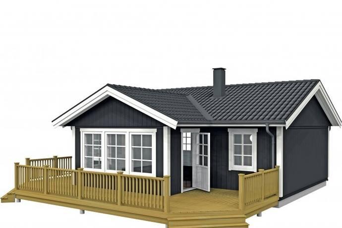 Bild: 4 rum bostadsrätt på BRF TreNian vid Ölands Golfklubb, Borgholms kommun