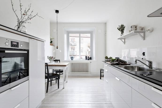 Bild: 1 rum bostadsrätt på Landerigatan 2B, Göteborgs kommun Bagaregården