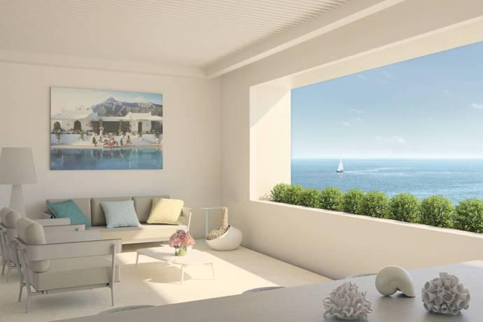 Bild: 3 rum bostadsrätt på Ett Riktigt Kap! – I första linjen till en av, Spanien Estepona