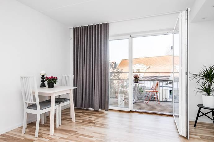 Bild: 1 rum bostadsrätt på Klangs gränd 3A, Uppsala kommun
