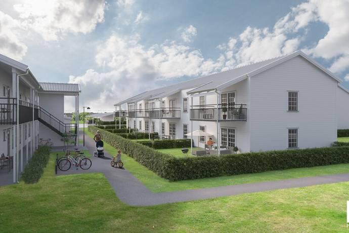 Bild: 4 rum bostadsrätt på Videvägen 4 rok, Hallstahammars kommun Lövboås